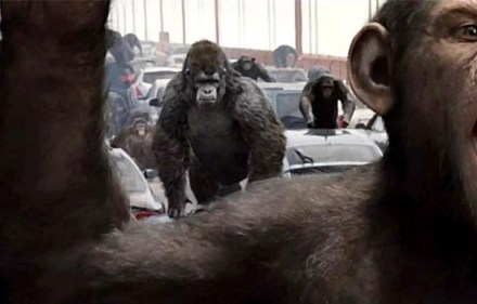 Preview – Rise of the Planet of the Apes
