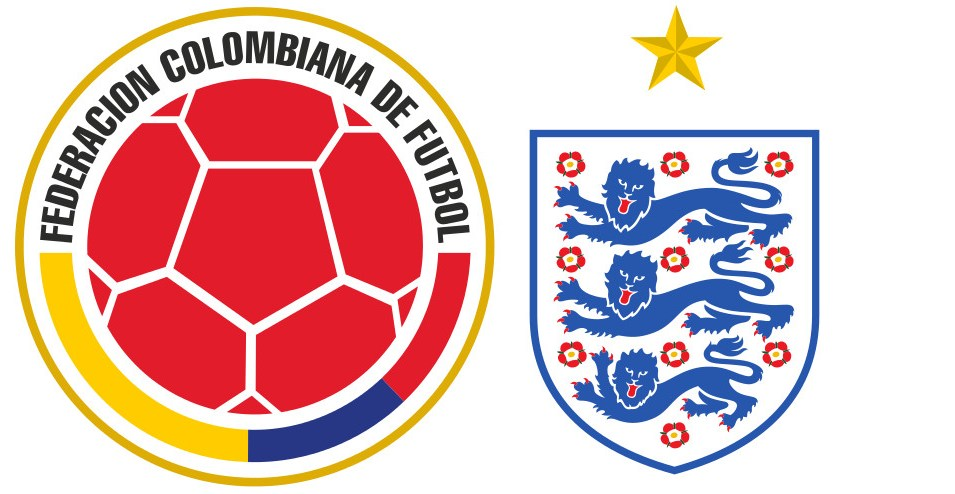 Colombia England