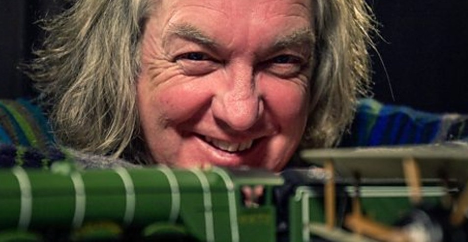 James May trains