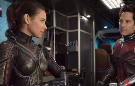 Preview – Antman and the Wasp