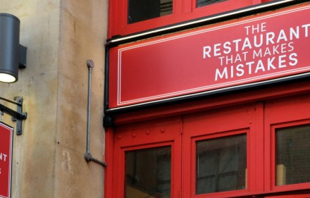 Preview – The Restaurant That Makes Mistakes