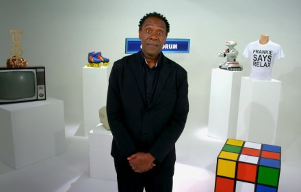 Back To The 80S With Lenny Henry (Ep1/4)