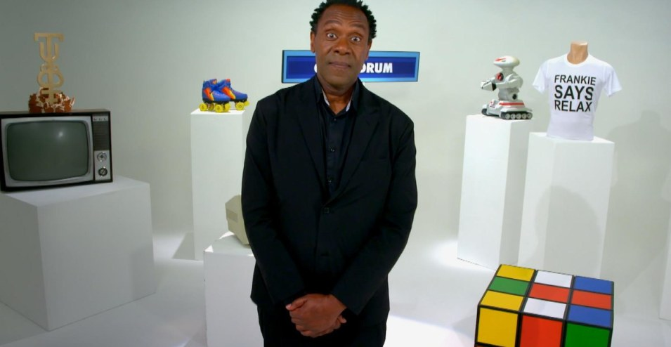Back To The 80s With Lenny Henry