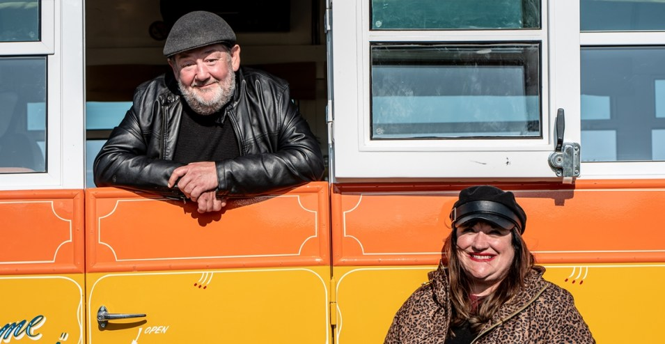 Johnny Vegas: Carry On Glamping Ep4