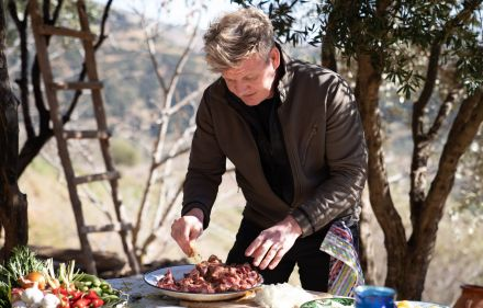 Gordon Ramsay: Uncharted: The Mountains of Morocco