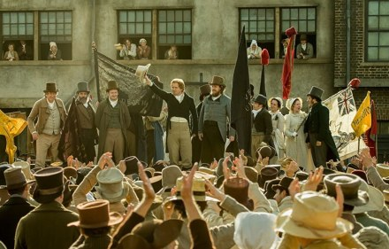 Film of the day: Peterloo