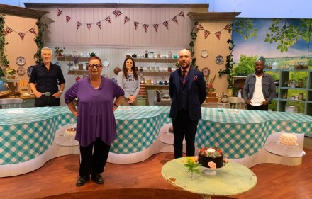 Bake Off: An Extra Slice