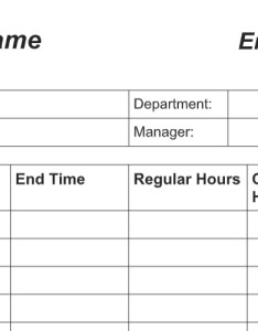 Free timesheet template  time card also ontheclock rh