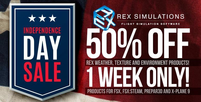 REX On Sale