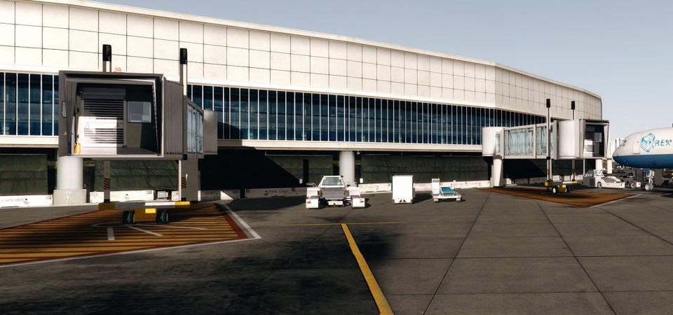 REX Worldwide Airports HD On Sale (P3D, FSX)