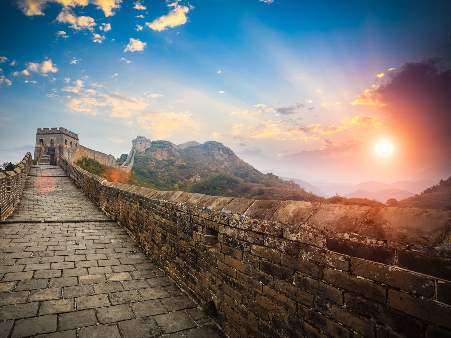 Discovering The Great Wall Of China