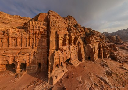 The Rose City of Petra in Jordan by AirPano