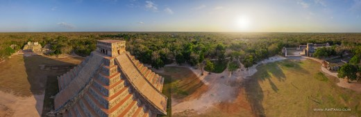 Chichen Itza in Mexico by AirPano