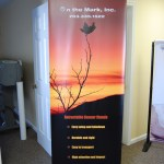 Stand Up Retractable Banner