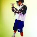 Lacrosse Wall Graphic