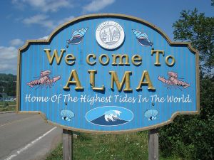 Alma, New Brunswick