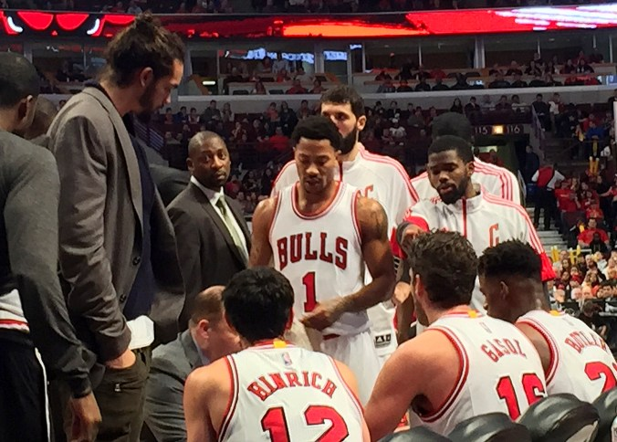 Can Derrick Rose and the Chicago Bulls put together another strong season? (Jim Larrison/Creative Commons)