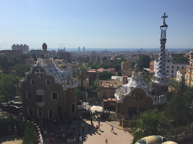 Parc Guell 5