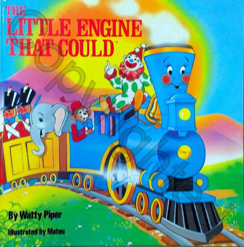 The Little Engine That Could – Oversize Edition