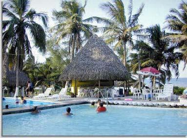Playa Paraiso Nautla Veracruz Mexico