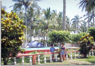 Quinta Alicia Camping and RV Nautla Veracruz Mexico