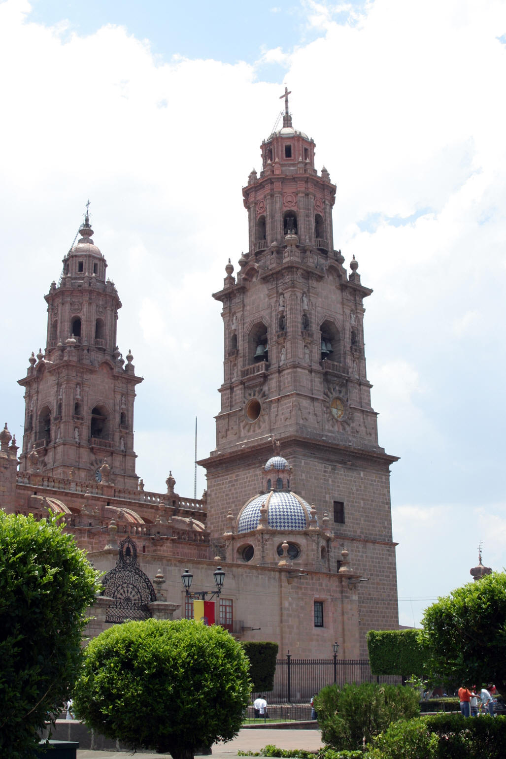 Morelia Michoacan Mexico Photographs by Bill Bell