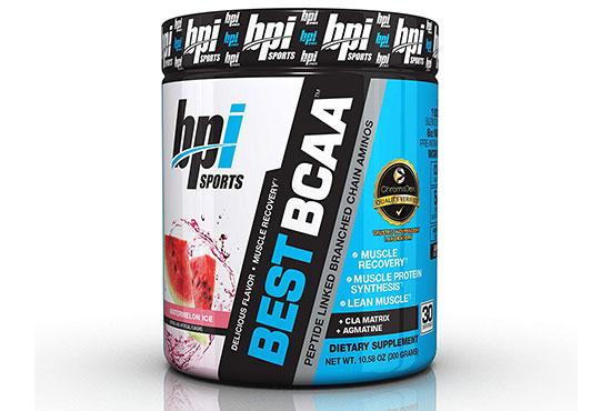 BPI Sports Best BCAA Powder