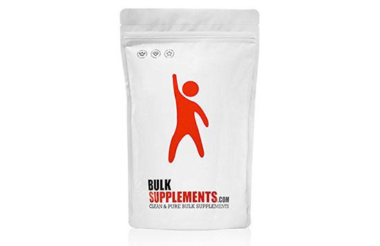 BulkSupplements BCAA Powder For Men