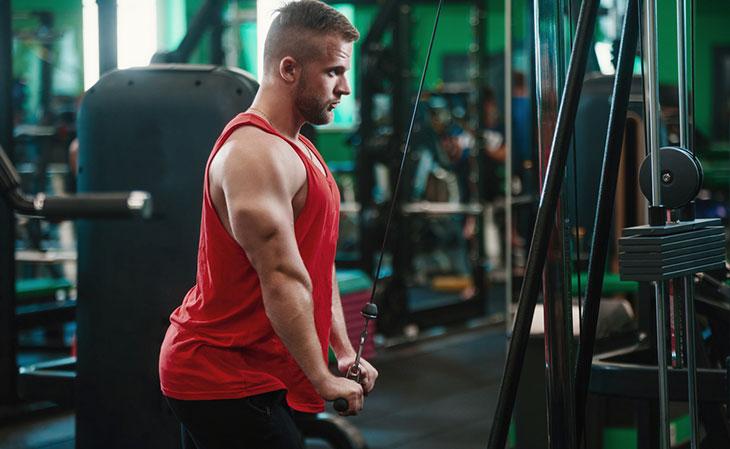 Benefits of Tricep Pressdown Exercise
