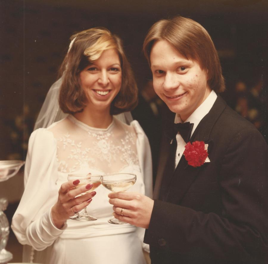 Proof Marriages Work! December 24th, 1983