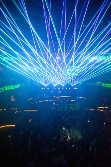 Las Vegas DMC Corporate Event Light Show