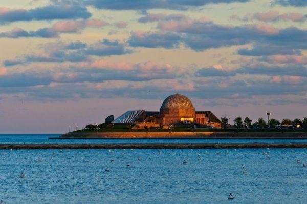 Corporate Events Adler Planetarium In Chicago