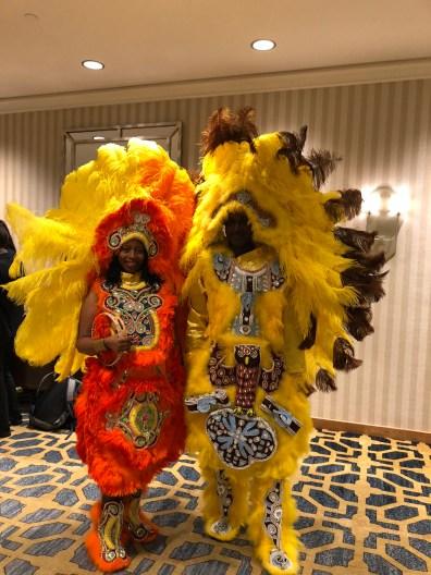 new orleans indian performers