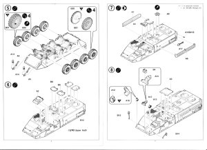 Academy, M1126 Stryker, Kit No 13411