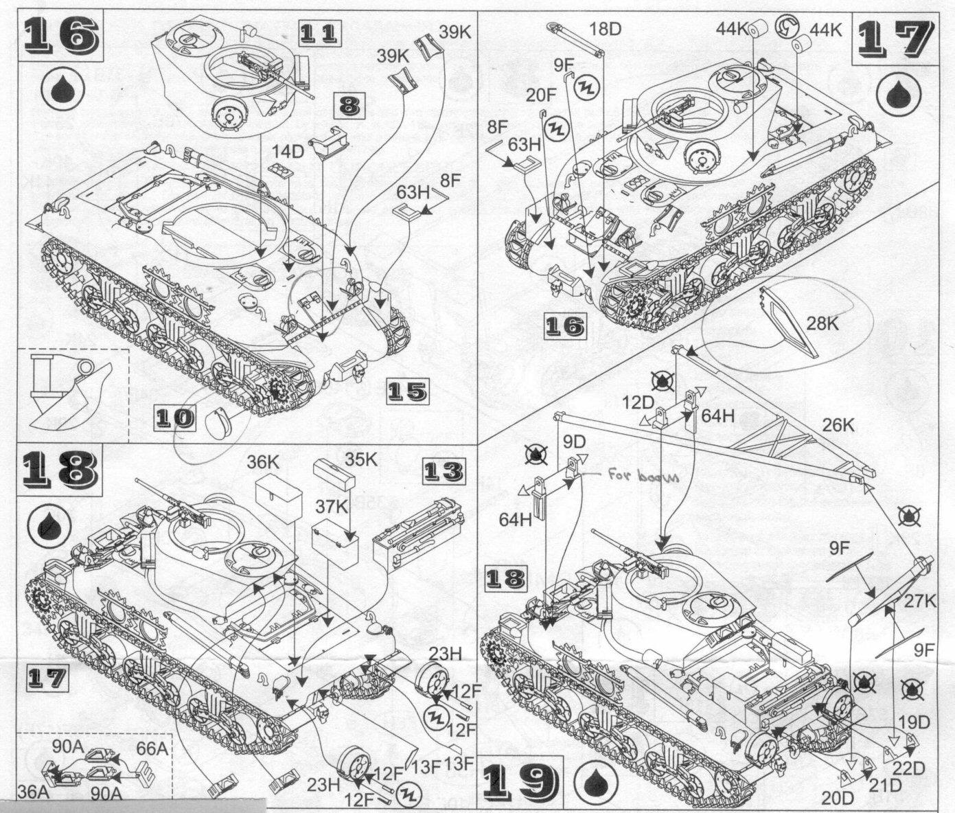 Um Models M32b1 Kit No 225