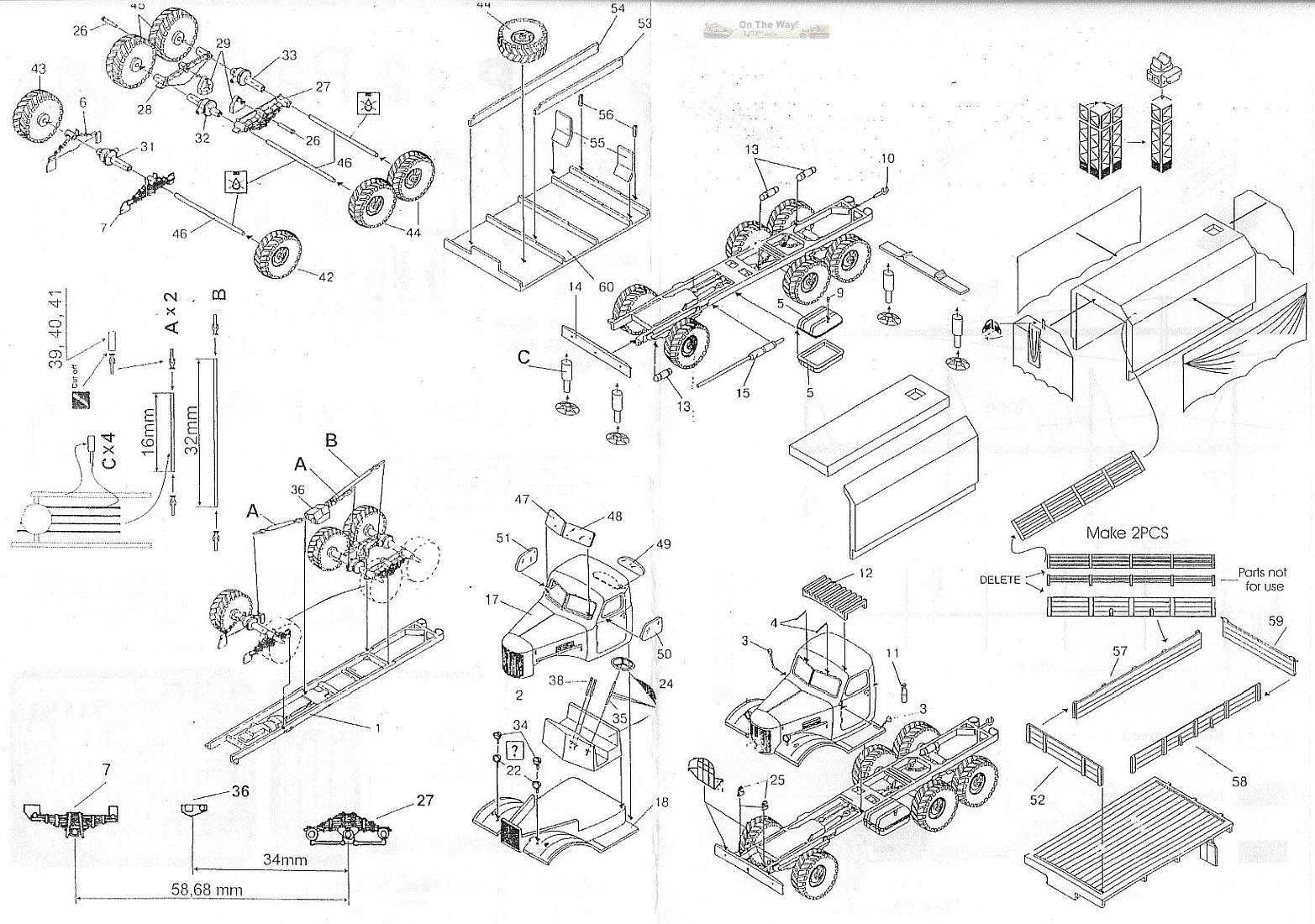 Zz Exclusive Modell P 12 Radar Kit No
