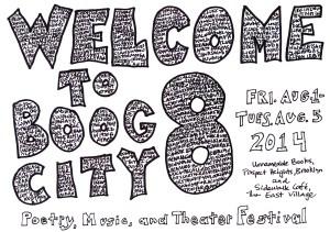 2014 Boog City Fest Logo 2