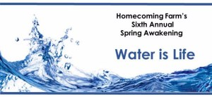 Homecoming Water is Life Image