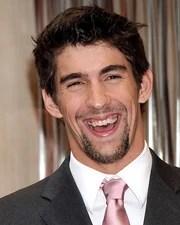 Swimmer Michael Phelps