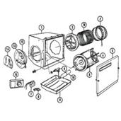 Lennox WD1-15 Humidifier Parts