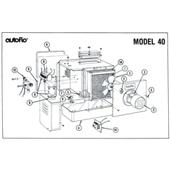 Autoflo A40 Humidifier Parts
