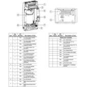 Lennox HCSteam-16 Humidifier Parts