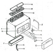 Humid-Aire FH-214H Humidifier Parts