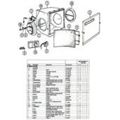 Lennox WS1 Humidifier Parts