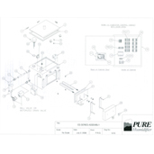 Pure ES Series Humidifier Parts