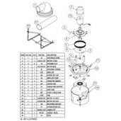 Herrmidifier 707U Humidifier Parts