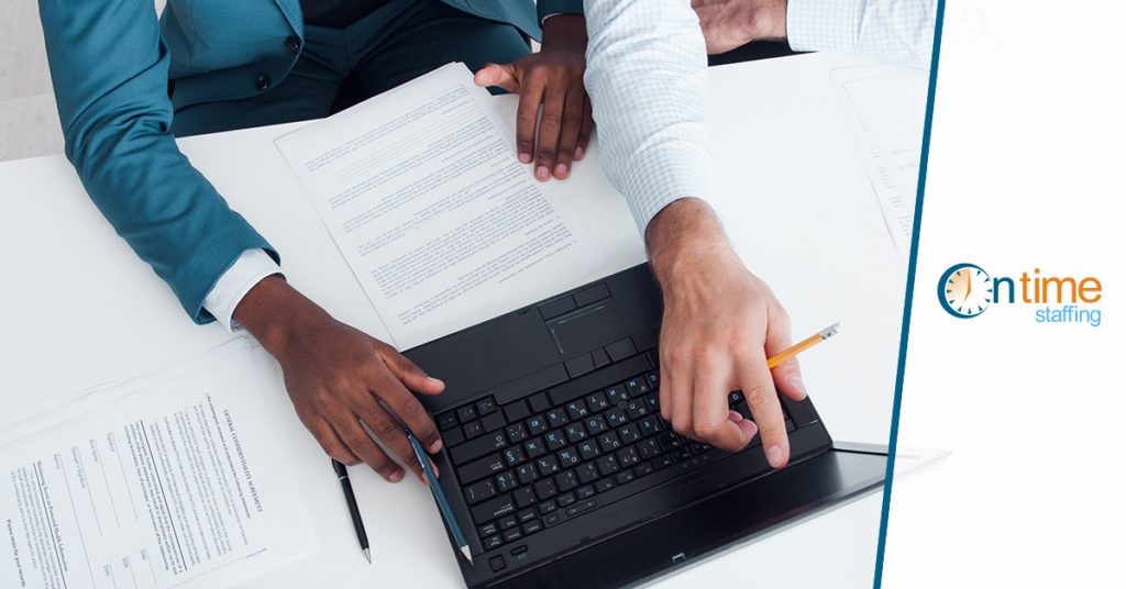 Top Five Resume Mistakes to Correct Before Applying - On Time Staffing