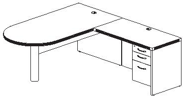 Simple L Shaped Desk Plans, Woodworking Projects With Kreg