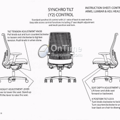 Office Chair Adjustment Levers Wedding Covers Price List Get Endorse Upholstered Mid Back Work And Other Chairs You Can View The Y2 Control Operating Instructions