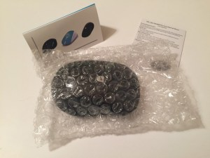 Wireless Mouse package contents